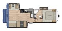 Fireplace Floor Plan