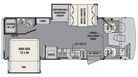 2016 FR3 25DS Floor Plan