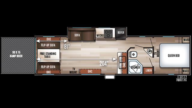 2019 Cherokee 294RR