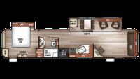 2019 Cherokee 39LS Floor Plan