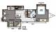 2018 Rockwood Signature Ultra Lite 8329SS Floor Plan