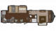 2015 Sprinter Copper Canyon 304FWRKS Floor Plan