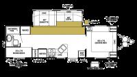 2006 Wildwood 29BHSS Floor Plan