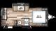 2018 Wildwood FSX 200RK Floor Plan