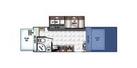 Front Garage Floor Plan