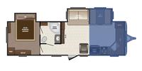 Front Kitchen Floor Plan