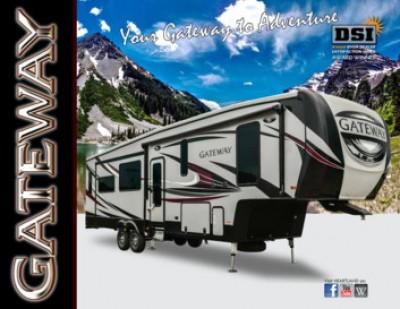 2017 Heartland Gateway RV Brand Brochure Cover
