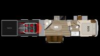 2018 Cyclone 3513 Floor Plan