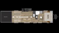 2018 Torque XLT T26 Floor Plan