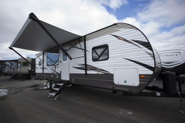 2018 Wildwood 27RKSS Exterior Photo