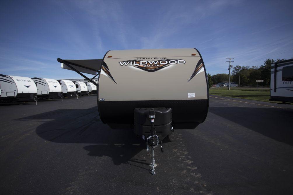 2018 Wildwood X-Lite 261BHXL Exterior Photo
