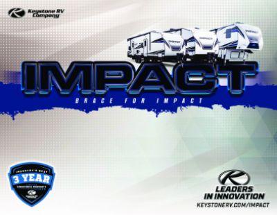 2019 Keystone Impact RV Brochure Cover