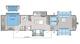 2016 Designer 39FL Floor Plan
