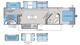 2016 Jay Flight 33RBTS Floor Plan