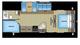 2018 Jay Feather 25BH Floor Plan