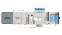 2016 Octane ZX T32C Floor Plan