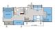 2016 Redhawk 31XL Floor Plan