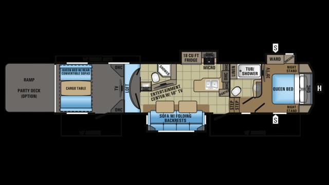 2018 Seismic 4114 Floor Plan