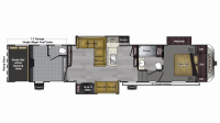 2019 Carbon 403 Floor Plan