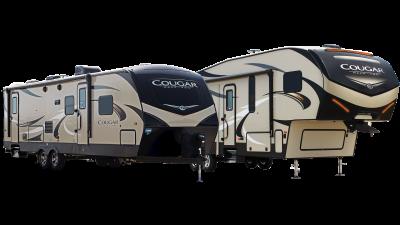 Cougar Half Ton RVs