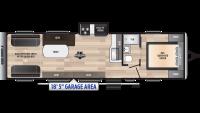 2019 Impact 3118 Floor Plan