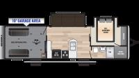 2019 Impact Vapor Lite 29V Floor Plan