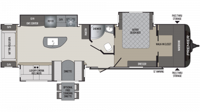Keystone Premier Rv Sales Michigan Premier Dealer
