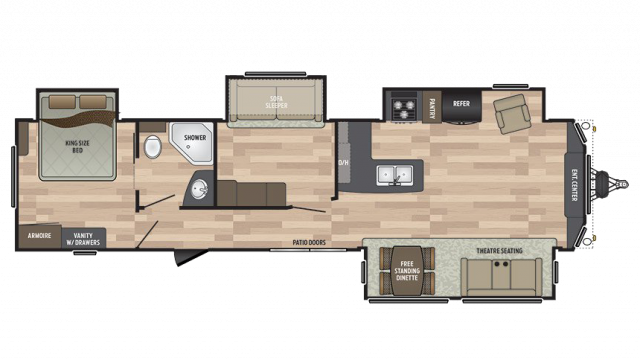 2019 Residence 401MBNK