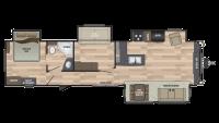 2019 Residence 401MBNK Floor Plan