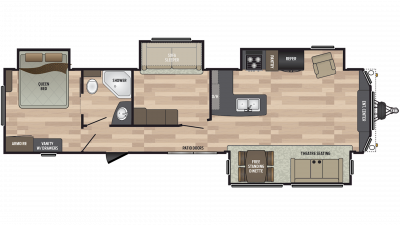 2019 Residence 401MBNK Floor Plan Img