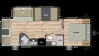 2019 Springdale 266RL Floor Plan