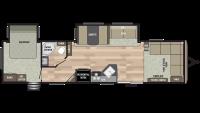 2019 Springdale 38FL Floor Plan
