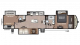2018 Montana High Country 364BH Floor Plan