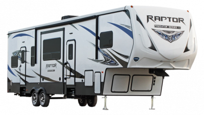 Raptor Predator Series RVs