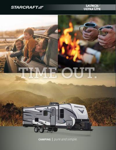 2018 Launch Ultra Lite Brochure Cover