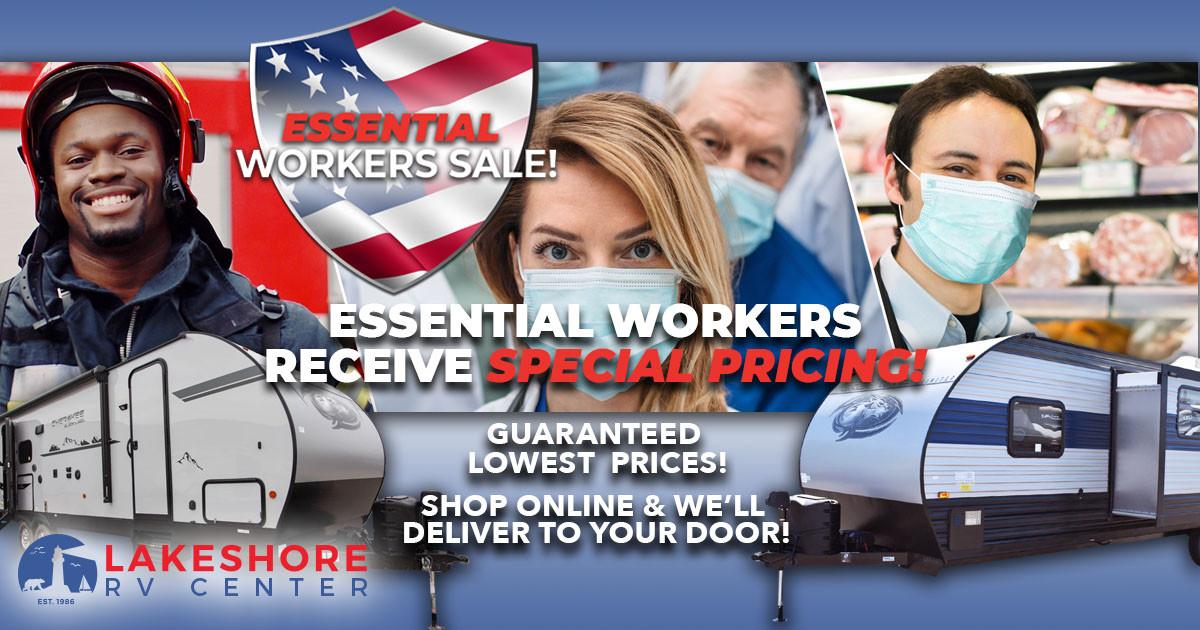 Essential Workers Appreciation