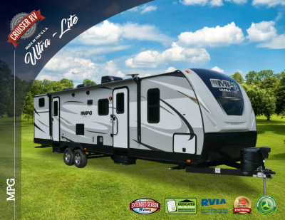 2018 Cruiser Cruiser MPG RV Brochure Cover