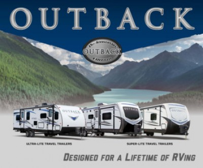 2017 Keystone Outback RV Brand Brochure Cover
