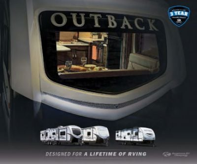 2019 Keystone Outback Ultra Lite RV Brochure Cover
