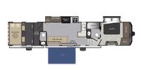 Patio Deck Floor Plan