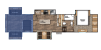 Rear Entertainment Floor Plan