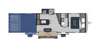 Rear Garage Floor Plan