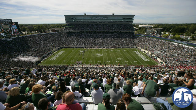 Wolverine And Spartan Football Fans Have Plenty of RV Tailgating Options