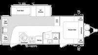 2005 Springdale 266RELL Floor Plan