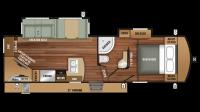 2019 Telluride 250RES Floor Plan