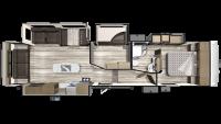 2019 Telluride 338MBH Floor Plan