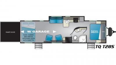 2019 Torque XLT T285 Floor Plan Img