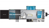 2019 Torque XLT T30 Floor Plan