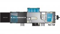 2019 Torque XLT T31 Floor Plan