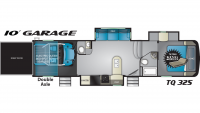 2019 Torque TQ325 Floor Plan
